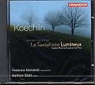 Charles Koechlin / Works for Saxophone and Piano / Federico Mondelci / Kathryn Stott
