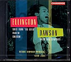 William Dawson / Duke Ellington / Orchestral Works / DSO / Neeme Järvi