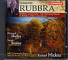 Edmund Rubbra / Sinfonia Concertante, etc. / Soloists / BBC National Orchestra of Wales / Richard Hickox