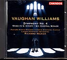 Ralph Vaughan Williams / Symphony No. 4 etc. / London Symphony Orchestra / Richard Hickox