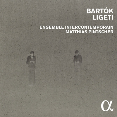 György Ligeti / Concertos / Béla Bartók / Contrasts / Sonata for Two Pianos and Percussion // Hidéki Nagano / Pierre Strauch / Jeanne-Marie Conquer / Ensemble Intercontemporain / Matthias Pintscher