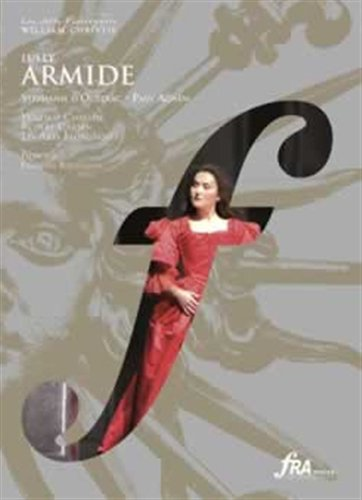 Jean-Baptiste Lully / Armide / William Christie / Les Arts Florissants DVD
