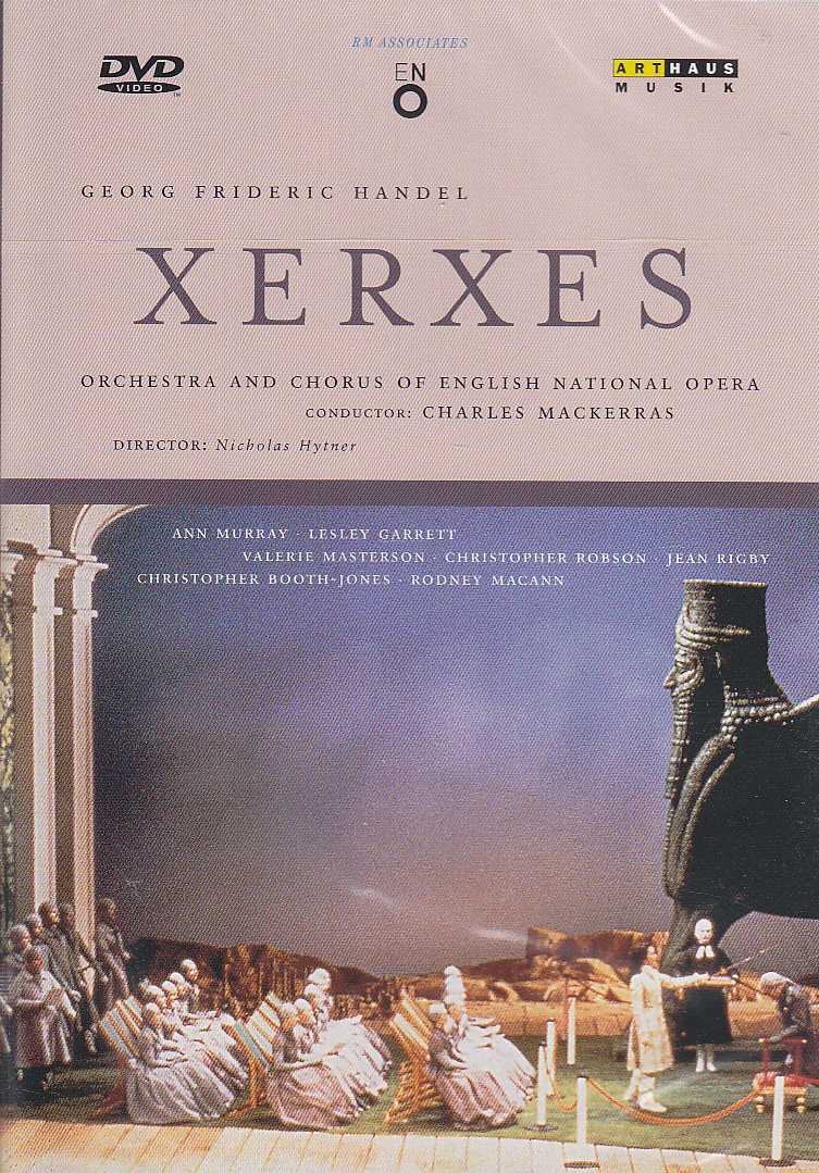 Georg Friedrich Händel / Xerxes / Ann Murray / Valerie Masterson / Orchestra of English National Opera / Charles MacKerras DVD