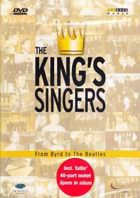 The King's Singers DVD