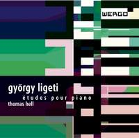 György Ligeti / Études for Piano (Complete) // Thomas Hell