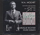 W.A. Mozart / Sonatas for Piano and Violin nos. 28, 30-32 etc. / Oleg Kagan / Sviatoslav Richter