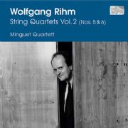 Wolfgang Rihm / String Quartets, vol. 2