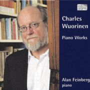 Charles Wuorinen / Piano Music / Alan Feinberg