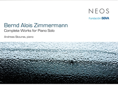 Bernd Alois Zimmermann / Complete Works for Piano Solo // Andreas Skouras