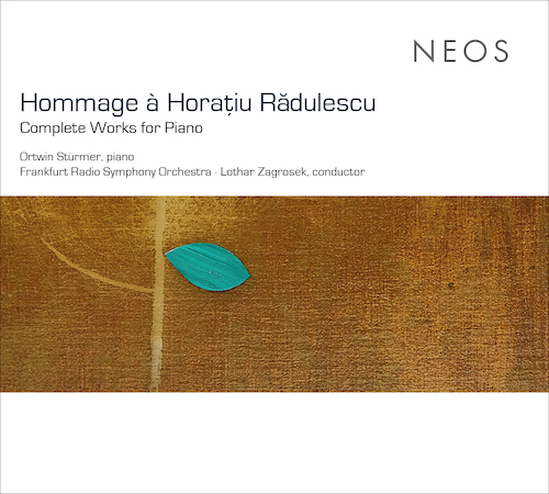 Horatiu Radulescu / Complete Works for Piano
