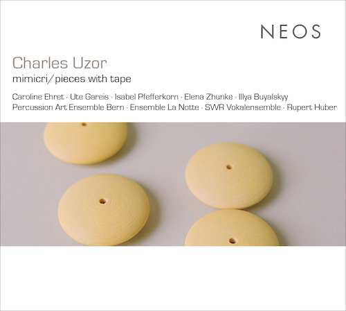 Charles Uzor / mimicri - pieces with tape
