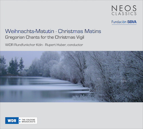WDR Rundfunkchor Köln / Weihnachts-Matutin - Gregorian Chants for the Christmas Vigil