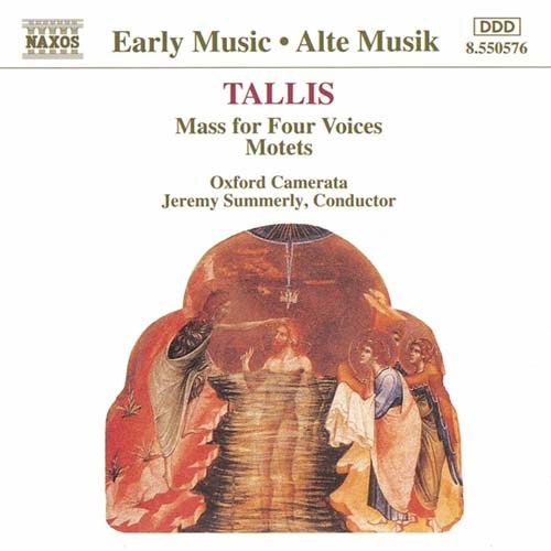 Thomas Tallis / Mass for Four Voices // Oxford Camerata