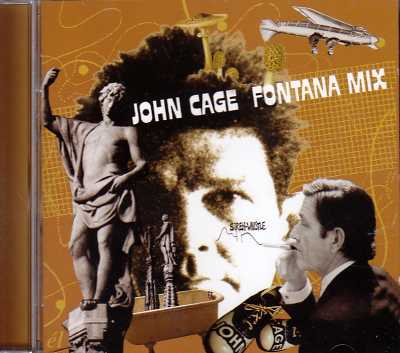 John Cage / Fontana Mix / First Construction / Williams Mix etc. / Manhattan Percussion Ensemble / David Tudor