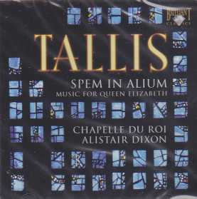 Thomas Tallis / Music for Queen Elizabeth