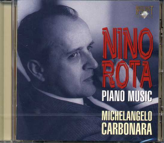 Nino Rota / Piano Music / Michelangelo Carbonara