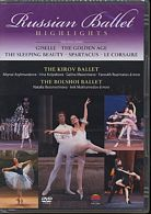 Russian Ballet Highlights / DVD