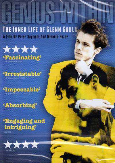 Genius Within: The Inner Life of Glenn Gould DVD