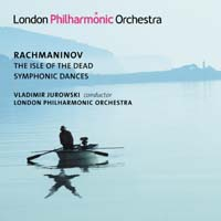 Sergei Rachmaninov / Isle of the Dead / Symphonic Dances / London Philharmonic Orchestra / Vladimir Jurowski SACD