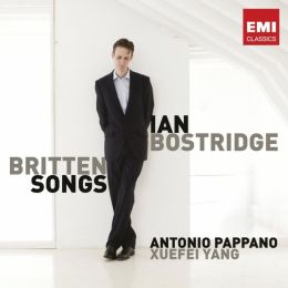 Benjamin Britten / Songs // Ian Bostridge
