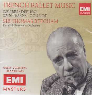French Ballet Music / Royal Philharmonic Orchestra / Sir Thomas Beecham