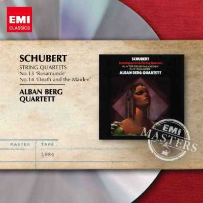 Franz Schubert / String Quartets 13 & 14 (Rosamunde & Death and the Maiden) // Alban Berg Quartet