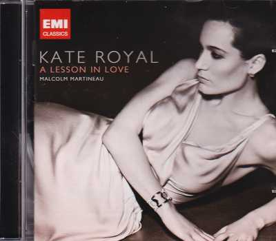 Kate Royal / A Lesson in Love