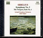 Jean Sibelius / Symphony No. 2 / The Tempest / Iceland SO / Petri Sakari