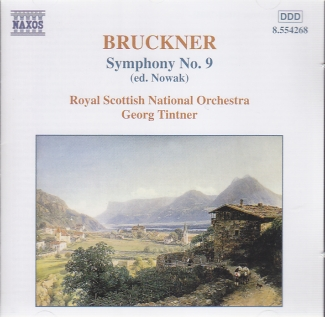Anton Bruckner / Symphony No. 9 // Royal Scottish National Orchestra / Georg Tintner