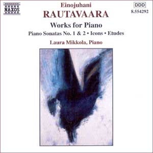 Einojuhani Rautavaara / Works for Piano / Laura Mikkola