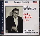 Morton Feldman / String Quartet