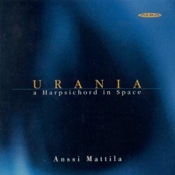 Urania - A Harpsichord in Space / Anssi Mattila