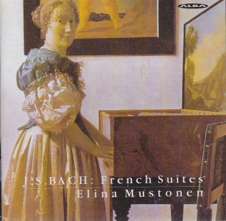 J.S. Bach / French Suites / Elina Mustonen 2CD