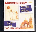 Mussorgsky: Pictures at an Exhibition / Trio Fratres
