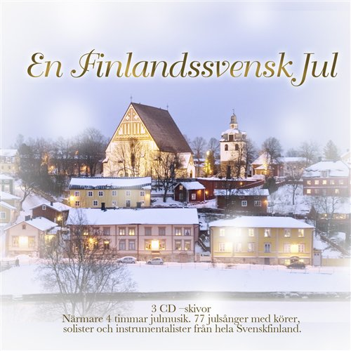 En Finlandssvensk Jul 3CD