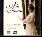 Ida Ekman / Recordings 1904 - 1908 FUGA 9094