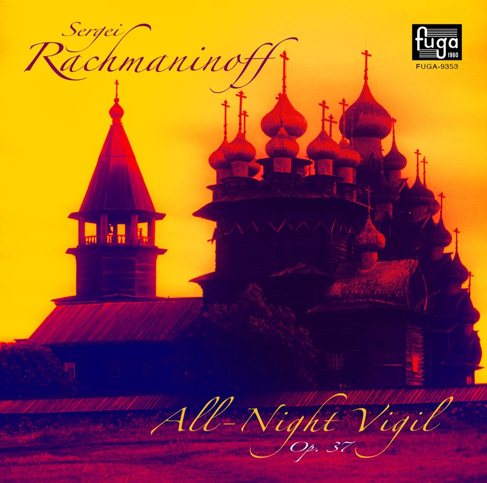 Sergei Rachmaninoff / All-Night Vigil Op 37 // Key Ensemble / Teemu Honkanen