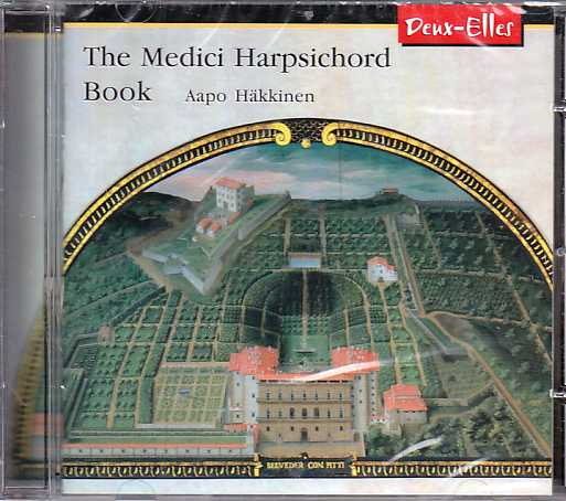 The Medici Harpsichord Book / Aapo Häkkinen