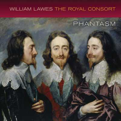 William Lawes / The Royal Consort // Phantasm