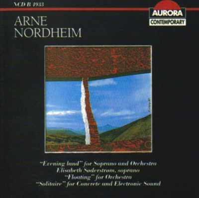 Arne Nordheim / Aftonland / Floating / Solitaire / Colorazione