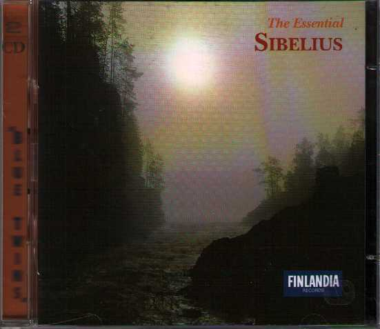 Jean Sibelius / The Essential Sibelius 2CD