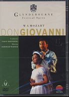 W.A Mozart / Don Giovanni / Gilles Cachemaille / Glyndebourne Festival Opera / DVD