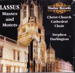 Orlande de Lassus / Masses and Motets