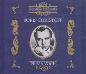 Boris Christoff / Recordings from 1949-1955