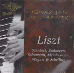 Ignaz Jan Paderewski / Grand Piano