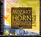 W.A. Mozart / Horn Concertos / Lowell Greer