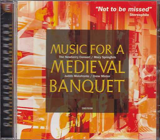 Music for a Medieval Banquet / The Newberry Consort