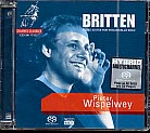 Benjamin Britten / Three Suites for Cello Solo / Pieter Wispelwey SACD