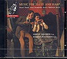 Ashley Solomon & Masumi Nagasawa / Music for Flute & Harp