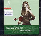 Georg Philipp Telemann / Fantasies for Solo Violin / Rachel Podger